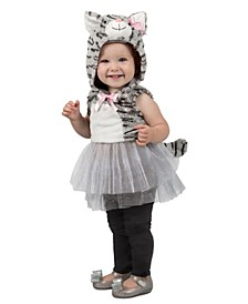 Big Girls Katrina Kitty Costume