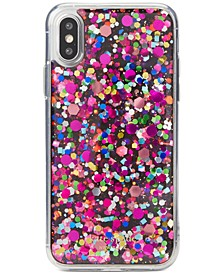 Party Confetti iPhone XS Case