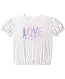 Big Girls Love Bubble T-Shirt