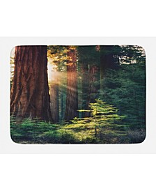 National Parks Bath Mat