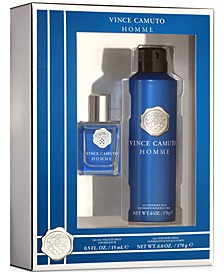 Men's 2-Pc. Homme Body Spray Gift Set