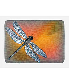 Dragonfly Bath Mat