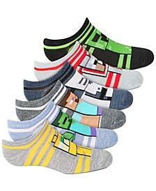 Little & Big Boys 6-Pk. Cotton Socks