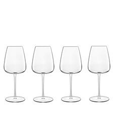 Luigi Bromioli Talismano Chardonnay Grand Cru 18.5oz - Set of 4