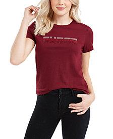 GUESS Split Logo T-Shirt