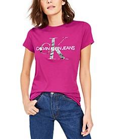 Camo-Logo T-Shirt