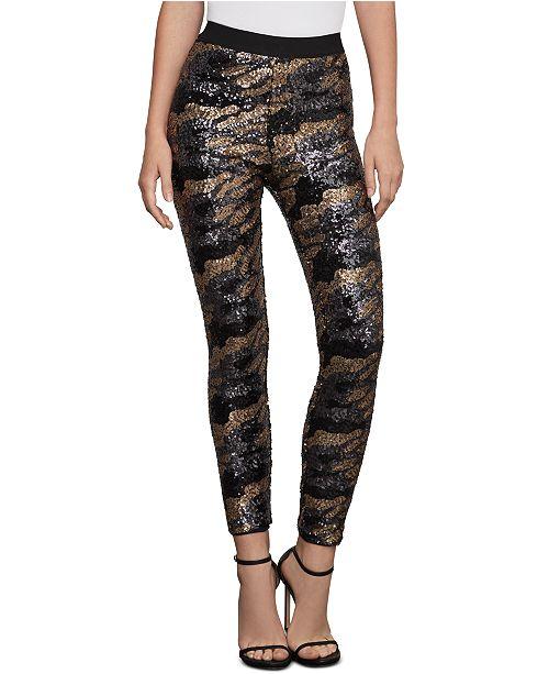 Bcbgmaxazria Sequinned Pants Reviews
