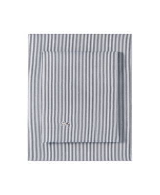 Lacoste Pinstripes T/XL Sheet Set