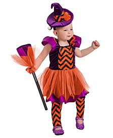 Baby Girls Wicked Wendy Deluxe Costume