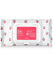 Peach Punch Cleansing Tissues