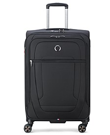 "Helium DLX 25"" Softside Check-In Spinner, Created for Macy's"