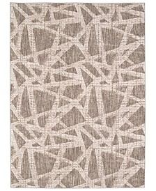 """Expressions Solstice Oyster 9'6"""" x 12'11"""" Area Rug"""