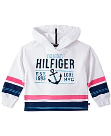 Big Girls Coastal French Terry Hoodie