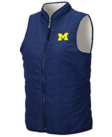 Women's Michigan Wolverines Blatch Reversible Vest