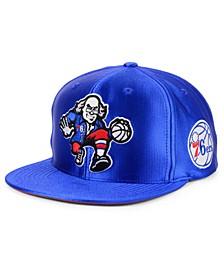 Philadelphia 76ers Dazzel Snapback Cap