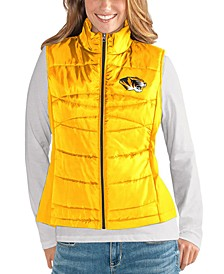 Women's Missouri Tigers Puffer Vest