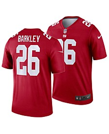 Men's Saquon Barkley New York Giants Inverted Color Legend Jersey