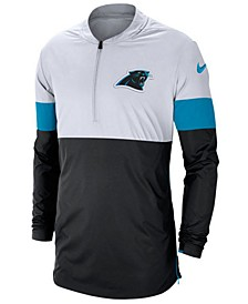 Men's Carolina Panthers Lightweight Coaches Jacket
