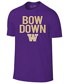 Men's Washington Huskies Slogan T-Shirt