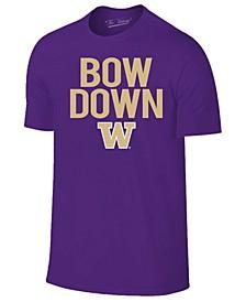 Men's Washington Huskies Slogan T-Shirt