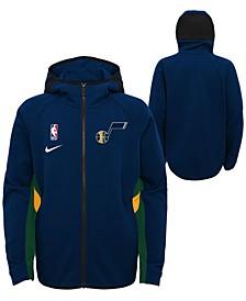 Big Boys Utah Jazz Showtime Hooded Jacket