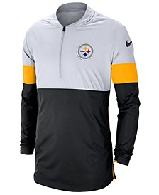 Men's Pittsburgh Steelers Lightweight Coaches Jacket