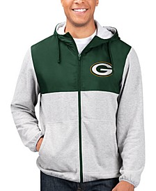 Men's Green Bay Packers Intermission Transitional Jacket