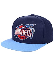 Houston Rockets 2 Tone Classic Snapback Cap