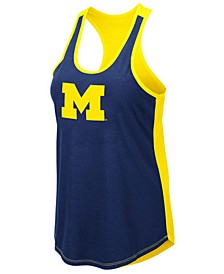 Women's Michigan Wolverines Publicist Tank