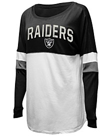 Women's Oakland Raiders Boyfriend T-Shirt