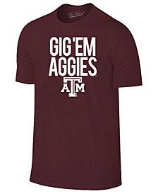 Retro Brand Men's Texas A&M Aggies Slogan T-Shirt