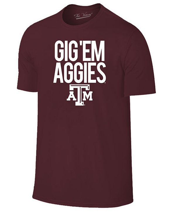 Retro Brand Men's Texas A&M Aggies Slogan T-Shirt