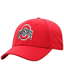 Ohio State Buckeyes Reflective Flex Stretch Fitted Cap