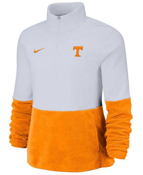 Nike Women's Tennessee Volunteers Therma Long Sleeve Quarter-Zip Pullover