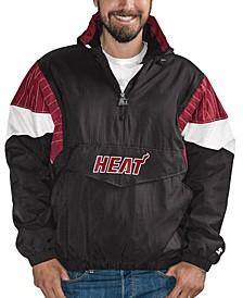 Men's Miami Heat Breakaway Pullover Jacket
