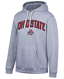 Men's Big & Tall Ohio State Buckeyes Arch & Logo Hoodie