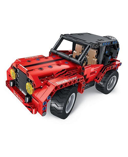 Brookstone BYO R/C Vehicle - Off-Road Vehicle / Tractor