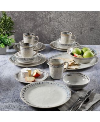Potenza 16-Pc. Dinnerware Set, Service for 4