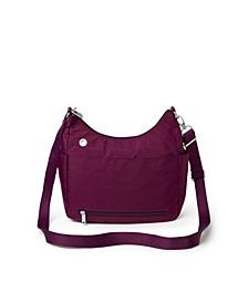 Anti-Theft Free Time Crossbody Bag