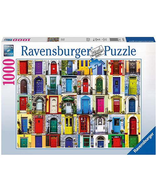 Ravensburger Doors of the World - 1000 Piece