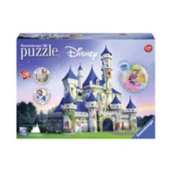 Ravensburger Disney Castle 3D Puzzle - 216 Piece