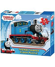 Thomas Friends - Thomas Shaped Floor Puzzle - 24 Piece