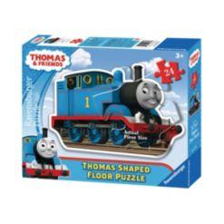 Ravensburger Thomas Friends - Thomas Shaped Floor Puzzle - 24 Piece
