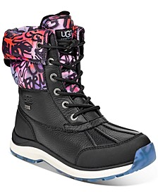 Women's Adirondack III Graffiti Waterproof Boots