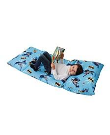 Batman Deluxe Easy Fold Toddler Nap Mat