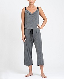 Pajama Jumpsuit, Online Only