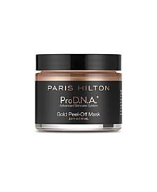 Gold-Tone Peel-Off Mask
