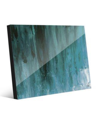 Kijuujuu in Teal Abstract 24
