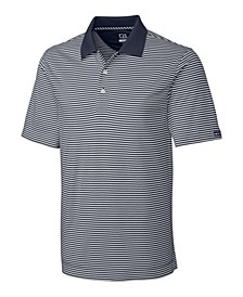 Cutter and Buck Men's Big and Tall CB DryTec Trevor Stripe Polo