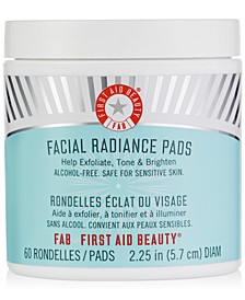 Facial Radiance Pads, 60-Ct.